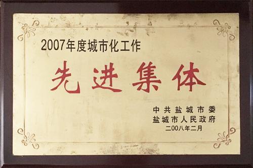 """2008年2月城市化工作""""先进集体"""".jpg"""