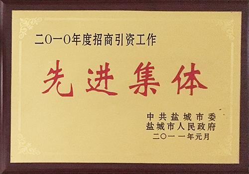 2011年1月招商引资工作先进集体.JPG